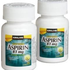 Hướng dẫn sử dụng thuốc hỗ trợ và điều trị các chứng đau đầu nhanh chóng - kirkland low dose aspirin 81 mg