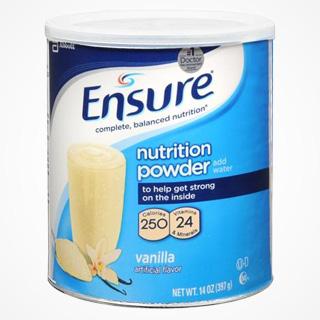 Sữa bột ensure ® powder mỹ - giúp bổ sung dinh dưỡng thiết yếu