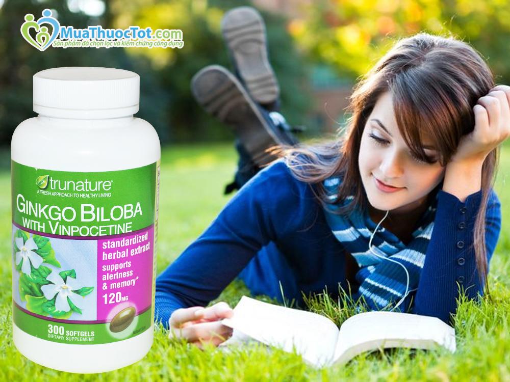 Đánh giá hiệu quả của thuốc bổ não ginkgo biloba trong chữa trị bệnh rối loạn tiền đình