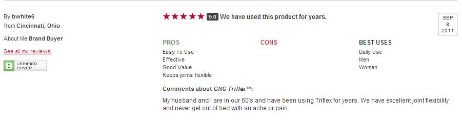 GNC TriFiFlex 5