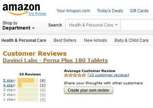 Nhận xét của khách hàng đã sử dụng sản phẩm Davice trên amazon