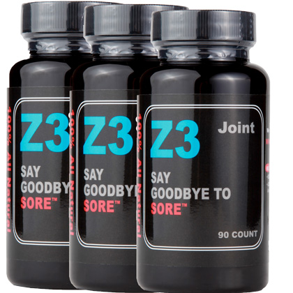 Tác dụng nổi bật của z3 joint pain relie