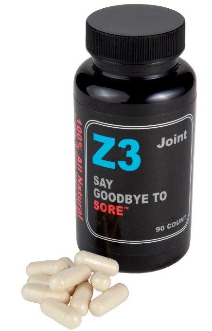 Z3 joint - thuoc giảm đau nhức khớp, hỗ trợ điều trị viêm khớp 90 viên