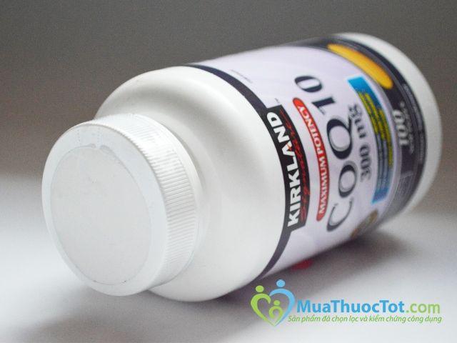 Thuốc hỗ trợ tim mạch Kirkland CoQ10 10