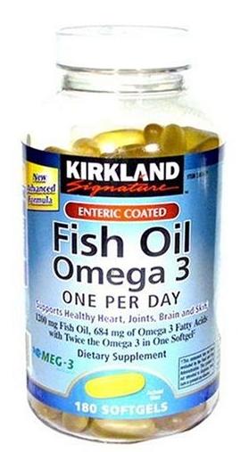 Dầu cá Fish oil omegar 3 tinh chế từ gan cá từ những vùng biển sâu, sạch nhất thế giới
