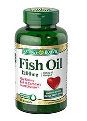 Dầu cá Nature's Bounty Fist Oil Omegar 3