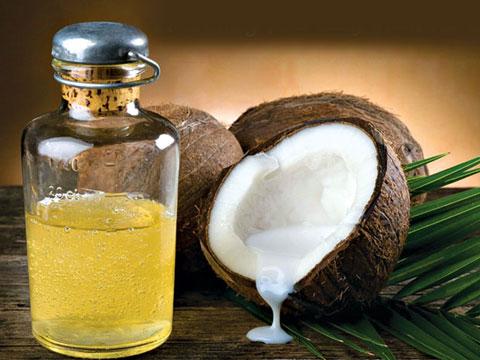Tác dụng của dầu dừa cơ thể người