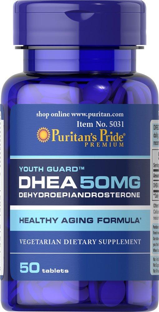 Puritan's Pride DHEA giúp tăng cường chức năng miễn dịch, khôi phục trí nhớ