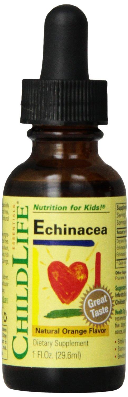 Childlife Echinacea giúp tăng cường hệ miễn dịch cho trẻ