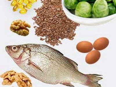 Thực phẩm chứa nhiều Omega 3
