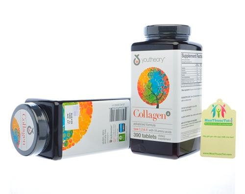 Collagen Advanced Type 1,2&3 giúp làn da khỏe đẹp