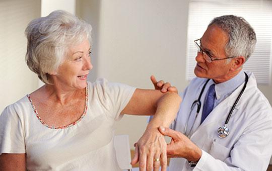 Bệnh liên quan đến xương khớp đang có xu hướng tăng