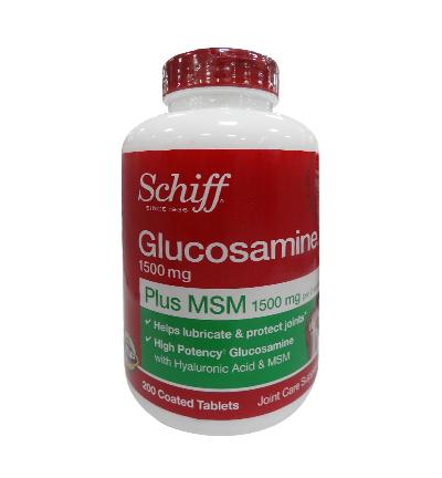 Schiff Glucosamine HCl Plus