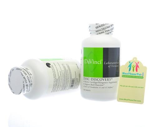 Disc discovery Davince hỗ trợ điều trị các bệnh về đĩa đệm và thoái hóa cột sống hiệu quả
