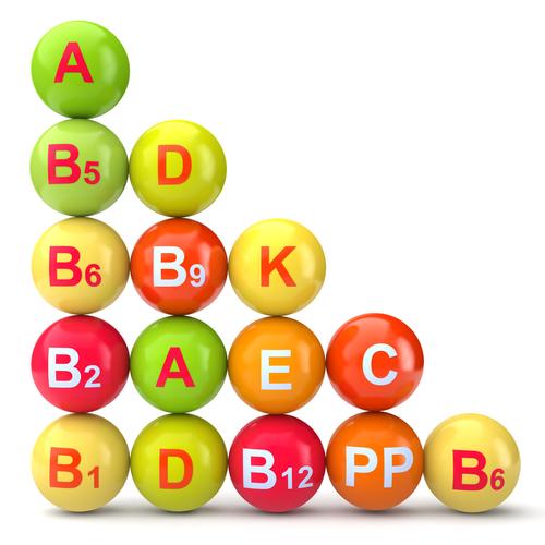 Cơ thể bạn cần bổ sung đầy đủ vitamin và khoáng chất