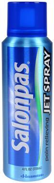 Salonpas® jet spray – thuốc xịt giảm đau khớp, giảm bầm tím hiệu quả, 118ml