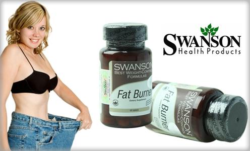 Swanson Fat Burner giúp bạn có một thân hình như mơ ước