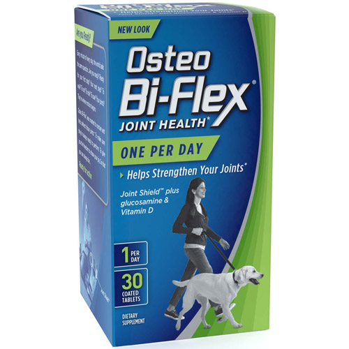 Osteo Bi-Flex Glucosamine HCI & Vitamin D3 giúp hỗ trợ quá trình tổng hợp và phục hồi sụn khớp