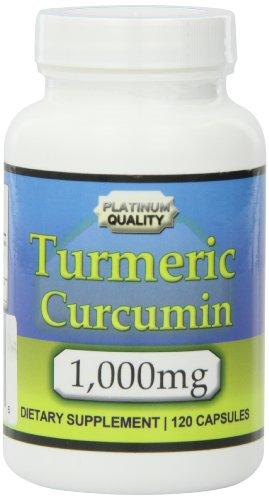 Eden Pond Turmeric Curcumin 1000 mg in Two Daily cung cấp 1000 mg Curcumin