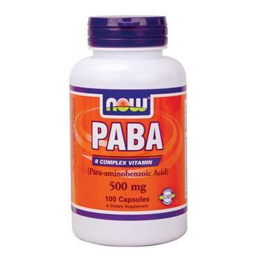 Now paba – thuốc tăng cường hệ miễn dich, bảo vệ cơ thể, 100 viên