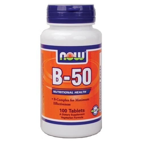 Tác dụng nổi bật của now b-50