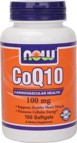 NOW FOOD CoQ1O giúp hỗ trợ tim mạch một cách tối ưu