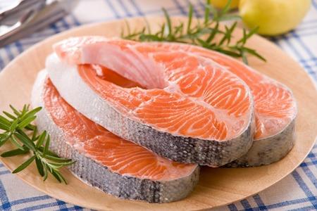 Thịt cá chứa nhiều omega 3