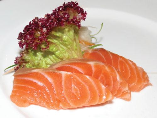 Cá hồi chứa nhiều omega 3