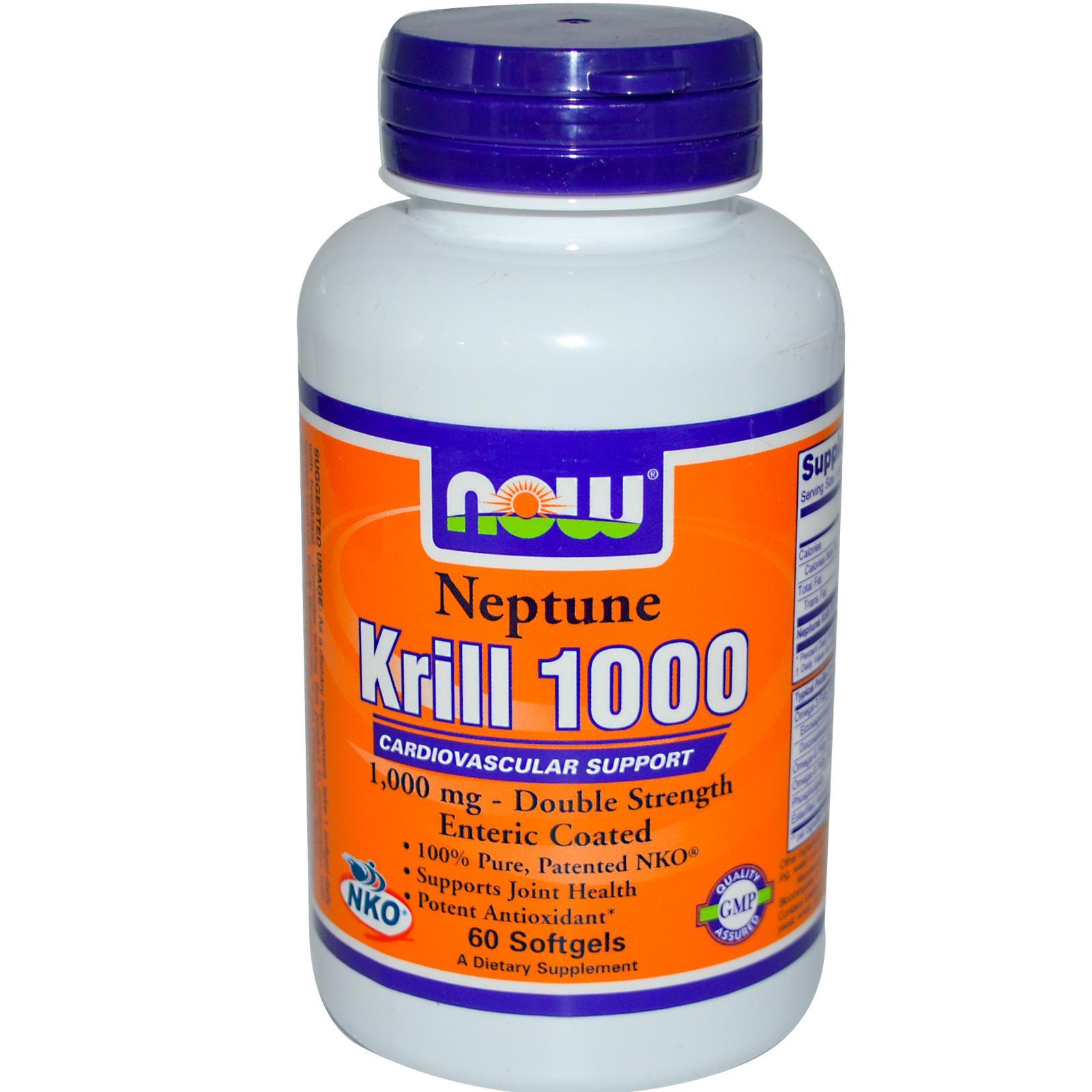 Neptune Krill 1000 duy trì sức khỏe tim mạch tối ưu