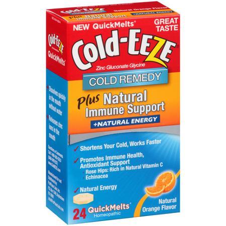 ProPhase Labs Cold Eeze hương vị cam hỗ trợ điều trị cảm lạnh.