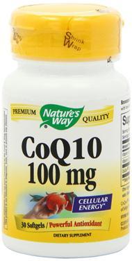 Tác dụng nổi bật của natures way coq10