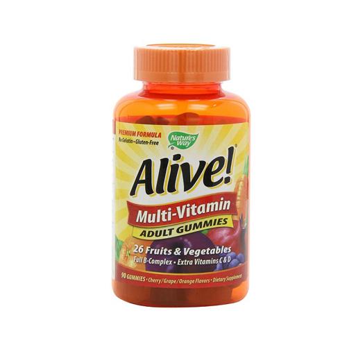Nature's way alive adulti - vitamin