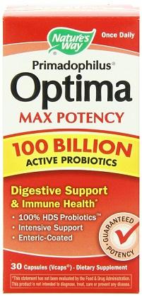 Nature's Way Primadophilus Optima Max Potency