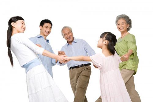 sức khỏe gia đình