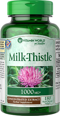 milk thistle 1000 mg