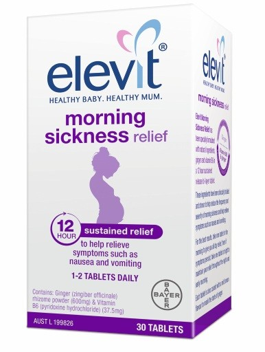 Elevit Morning Sickness Relief