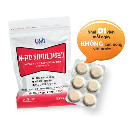 N Acetyl Glucosamine
