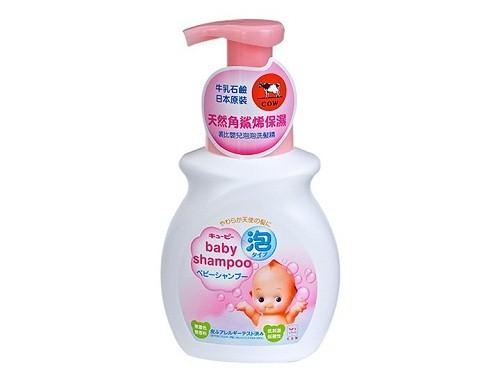 Thành phần của sữa tắm gội cho trẻ baby shampoo