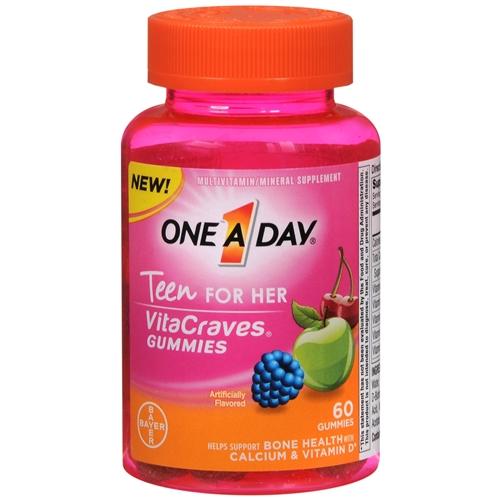 One-a-day Women's Active Mind and Body Multivitamin  bổ sung vitamin và khoáng chất giúp bổ não và cung cấp năng lượng cho cơ thể