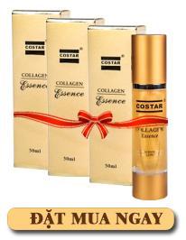 Tinh chất collagen vàng và nhau thai cừu chăm sóc da - costar collagen essence, 50ml
