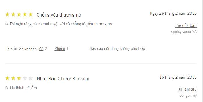 Sữa dưỡng thể toàn thân làm trắng da bath and body works cherry blossom body lotion 236ml