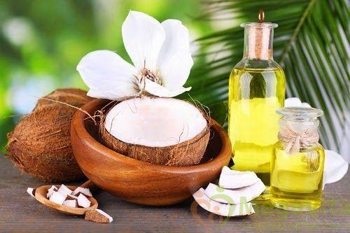Phương pháp điều trị thâm nách bằng dầu dừa hiệu quả