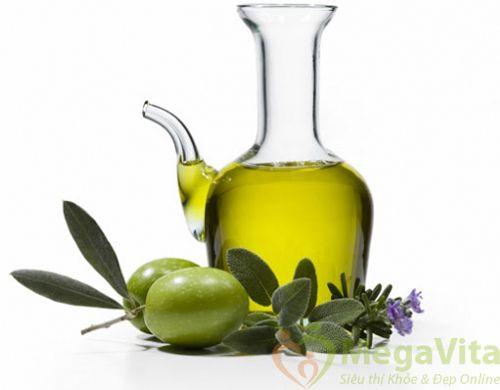 Cách làm trắng da mặt nhanh nhất với dầu oliu