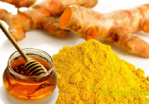 Bí quyết điều trị sẹo bằng mật ong và nghệ hiệu quả