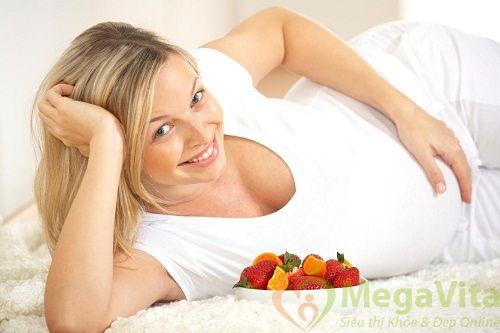 Bà bầu nên ăn quá mặn trong 3 tháng đầu