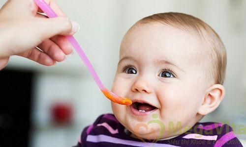 Cách nấu cháo dinh dưỡng cho bé 7 tháng tuổi