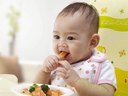Cách nấu cháo dinh dưỡng cho bé ăn dặm 6 tháng tuổi