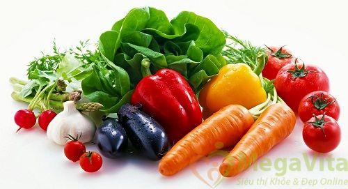 Những loại thực phẩm giúp làm mát gan giải độc gan hiệu quả