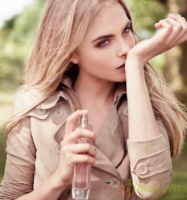 Các loại nước hoa nữ được ưa chuộng