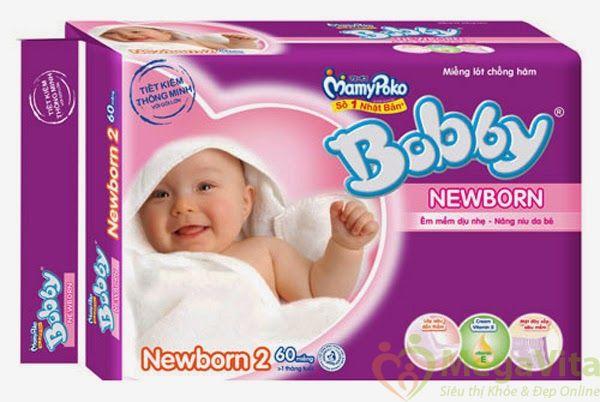 Nên dùng tã xô hay tã giấy cho trẻ sơ sinh